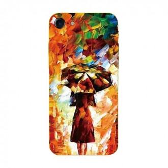 Силиконов калъф кейс за Huawei P10 Lite HOCO Colored Series case umbrella
