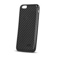 Силиконов калъф кейс за Huawei P9 Lite Beeyo карбон черен