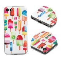 Силиконов калъф кейс за Huawei P9 Lite сладоледи