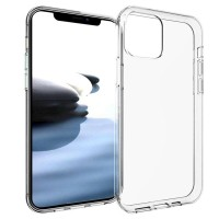 Силиконов калъф кейс за iPhone 12 / iPhone 12 Pro, 0.5mm прозрачен