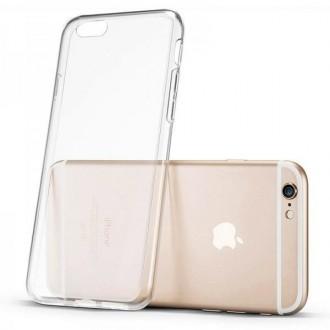 Силиконов калъф кейс за iPhone 6 / 6S , 0.5mm ,прозрачен