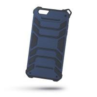 Силиконов калъф кейс за iPhone 7 Plus / iPhone 8 Plus Beeyo Protector противоудърен тъмносин
