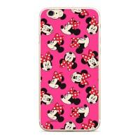 Силиконов калъф кейс за iPhone X Minnie Mouse