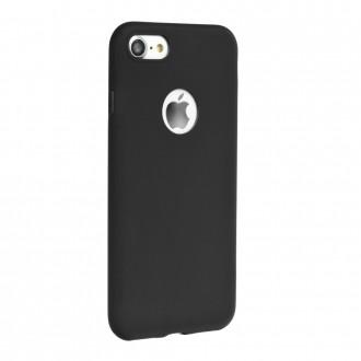 Силиконов калъф кейс за iPhone XR Soft черен