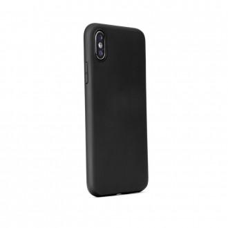 Силиконов калъф кейс за iPhone XR Soft Magnet черен с магнит
