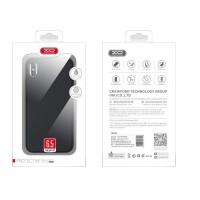 Силиконов калъф кейс за iPhone XR XO Desing Matte Series черен мат