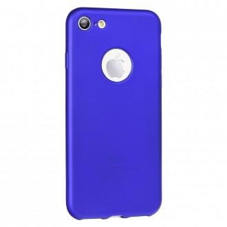 Силиконов калъф кейс за Nokia 3.1 Jelly Case Flash Mat син