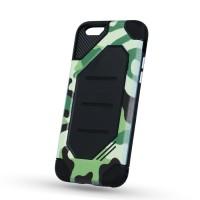 Силиконов калъф кейс за Samsung G930 S7 противоударен камуфлаж green