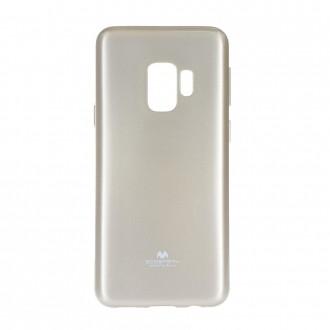 Силиконов калъф кейс за Samsung G965 S9 Plus Mercury златен