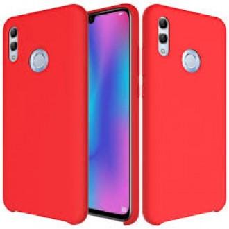 Силиконов калъф кейс за Samsung Galaxy A10, червен