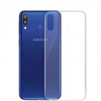 Силиконов калъф кейс за Samsung M20 0.5 mm прозрачен