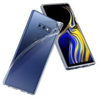 Силиконов калъф кейс за Samsung N960 Note 9 Spigen Liquid Crystal Clear