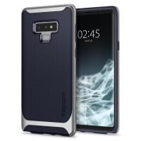 Силиконов калъф кейс за Samsung N960 Note 9 SPIGEN Neo Hybird arctic silver