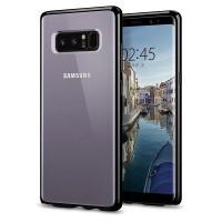 Силиконов калъф кейс за Samsung Note 8 Spigen Ultra Hybrid Galaxy Note 8 Midnight Black
