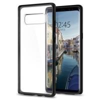 Силиконов калъф кейс за Samsung Note 8 Spigen Ultra Hybrid Matte Black