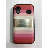 Силиконов калъф кейс за Samsung S5830 Galaxy Ace розов blun