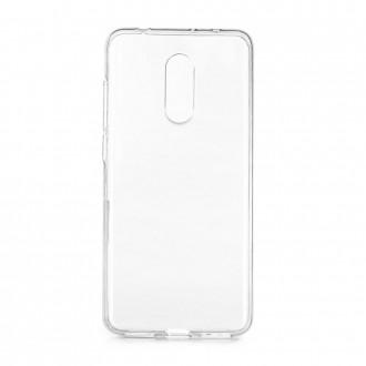Силиконов калъф кейс за Xiaomi Redmi 5 0.5mm прозрачен
