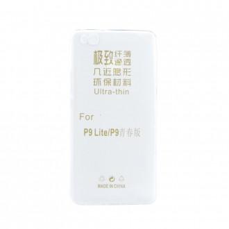 Силиконов калъф за Huawei P9 Lite Mini 0,3 мм прозрачен