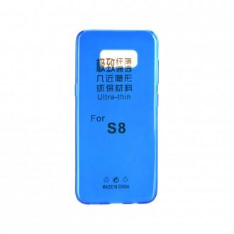 Силиконов калъф за Samsung G930 Galaxy S7 0.3mm син