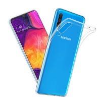 Силиконов калъф кейс TECH-PROTECT FLEXAIR за Samsung A50 / A30S ,прозрачен