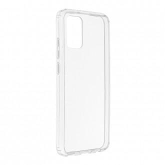 Силиконов противоударен калъф Super Clear Hybrid за Samsung A32 5G, прозрачен