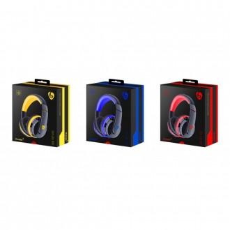 Слушалки с Bluetooth SD Ovleng MX666