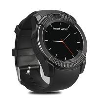 Смарт часовник  с камера V8 ,черен