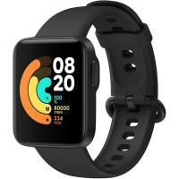 Смарт часовник Xiaomi Mi Watch Lite, Black