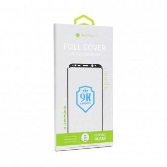 Стъклен Нано протектор за целият екран Flexible Nano Glass 5D Full Glue за Samsung Galaxy Note 9, черен