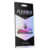 Стъклен Нано протектор за целият екран Flexible Nano Glass 5D Full Glue за Xiaomi Mi8 черен