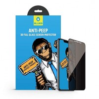 Стъклен протектор Mr.Monkey 3D Anti-peep, Anti- Brocken edge, Anti-dust за iPhone XS / 11 Pro