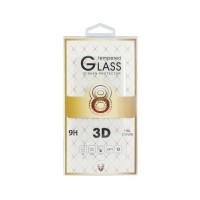 Стъклен протектор за целият екран 3D за Samsung S7 Edge прозрачен