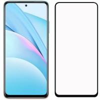 Стъклен протектор за целият екран 5D за Xiaomi Mi 10T Lite 5G, черна рамка