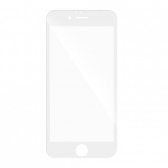 Стъклен протектор за целият екран Hibrid за Xiaomi Redmi Note 5 бял