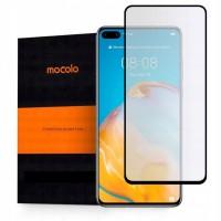 Стъклен протектор за целият екран MOCOLO FULL GLUE за Huawei P40