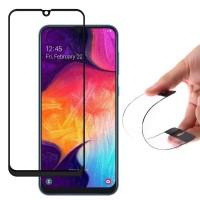 Стъклен протектор за целият екран Nano Flexi Glass Hybrid Full за Samsung A50 / A30