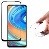 Стъклен протектор за целият екран Nano Flexi Glass Hybrid Full за Xiaomi Redmi Note 9 Pro / Note 9S