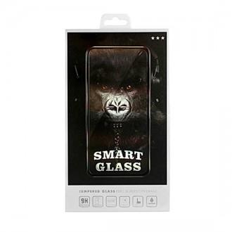 Стъклен протектор за целият екран Smart Glass 5D за iPhone XS / iPhone X черен