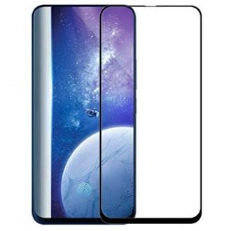 Стъклен протектор за целият екран Smart Glass 5D за Samsung A80 / A90 черен