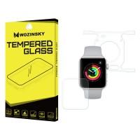 Стъклен протектор за целият екран Wozinsky за Apple Watch 3rd 42 mm