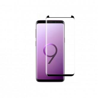 Стъклен протектор за целият екран XO Design FD1 3D за Samsung S9 Plus черен Smaller Version