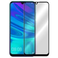 Стъклен протектор за целият екран за Huawei P Smart 2019 5D Full Glue черен