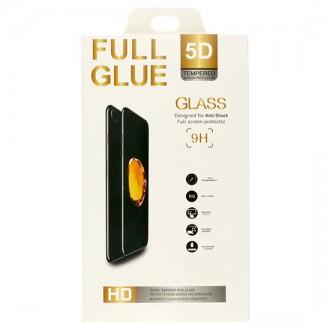 Стъклен протектор за целият екран за Huawei P20 прозрачен 5D