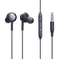 Стерео слушалки PERFECT черни