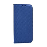 Страничен калъф Smart Book, За Huawei P40 Lite E, Син