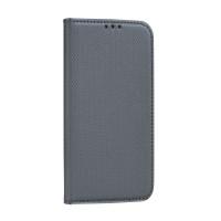 Страничен калъф Smart Book, За Huawei P8 Lite, Сив