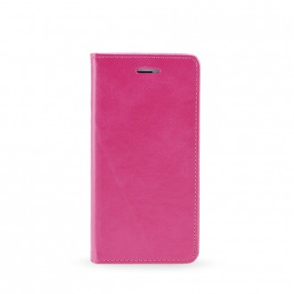 Страничен калъф тефтер за Samsung Galaxy Grand Prime розов