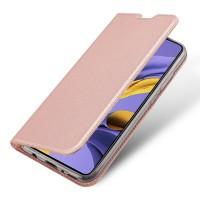 Страничен калъф тип тефтер DUX DUCIS за Nokia 2.4, розов