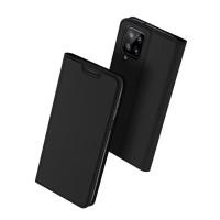 Страничен калъф тип тефтер DUX DUCIS за Samsung A22 4G, черен