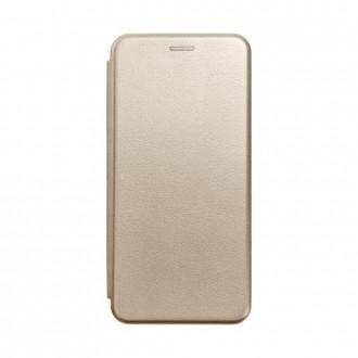 Страничен калъф тип тефтер Elegance Book за Samsung S20, Златен